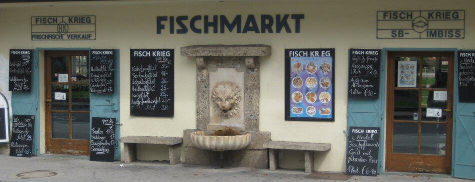 FISCH-KRIEG Lokal